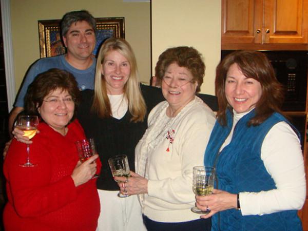 Terry, James, Shari, Virginia & Donna